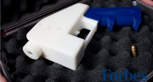 World's first 3D-printed handgun is here; Congressman fights to extend ban on plastic firearms