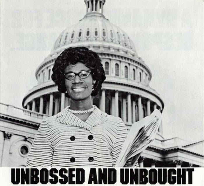 "Unbought and Unbossed: 7 Shirley Chisholm Quotes Reminding Us That Every Vote is a ""Protest Vote"""