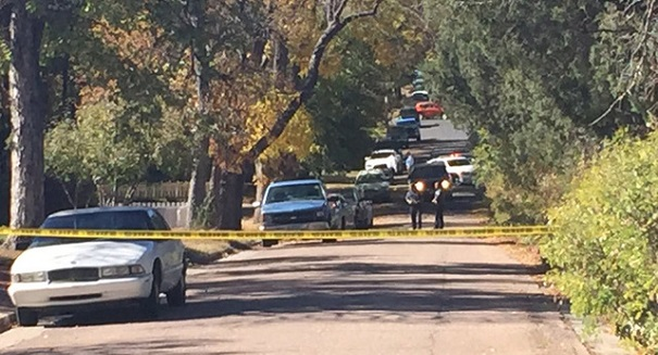 Colorado Springs Shooting Spree Leaves Four Dead