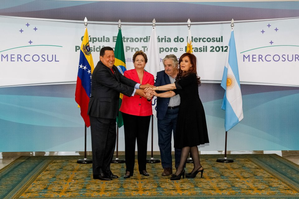 Mercosur at its lowest