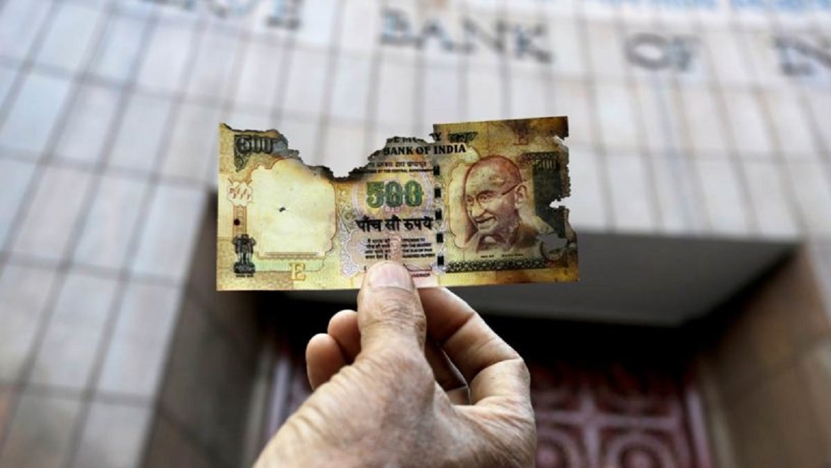 How India's currency move hurts their poor, and helps their rich, and enriches the Indian government