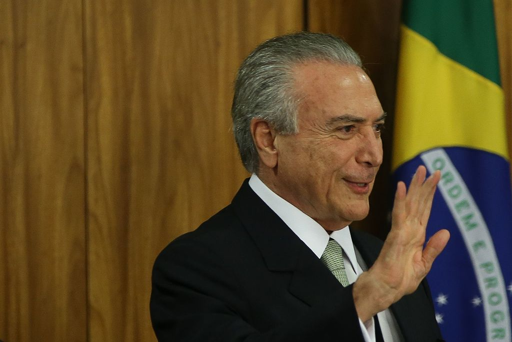 Michel Temer's Dream Came True, But Now He Has To Rule The Country
