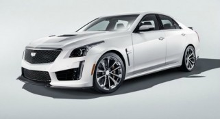 Cadillac is after the Germans, unleashing an all new American muscle sedan