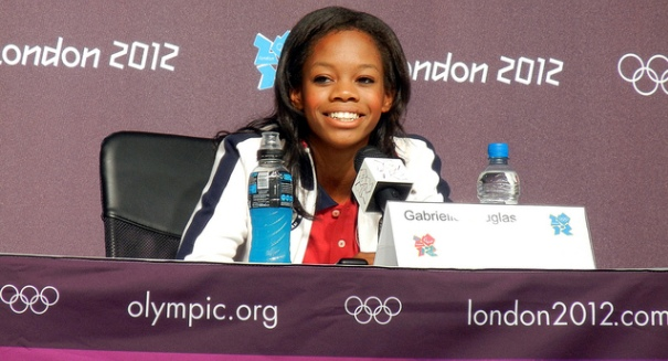 Olympic gold medalist Gabby Douglas almost chose Chick-fil-A over gymnastics