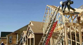 U.S. housing market blasts off, surprising analysts -- new building permits and groundbreakings are way up