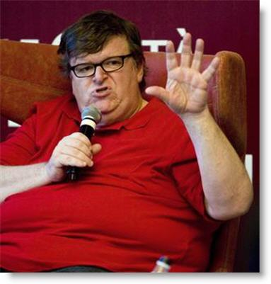 Michael Moore's 10 ways to stop Trump's fascism, a field guide