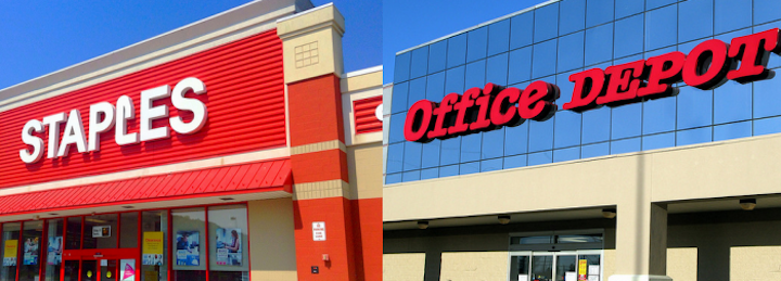 FTC blocks designed $6.3 billion merger between Staples and Office Depot