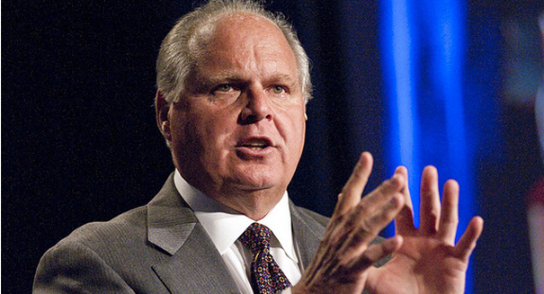 Rush Limbaugh: Burqas and veils 'might help' ratings for Current TV